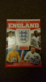 The Official England Football Annual 2016