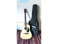HUSTLER Guitar old but great sound!