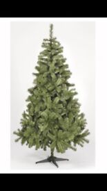 Brand new 6ft Christmas tree in box