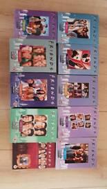 Complete Friends 1-10 DVDs