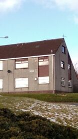 3 Bed upper cottage / maisonette. Panoramic views. Great access to M8. Ample street parking