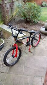 BMX Style Bike - Great Condition