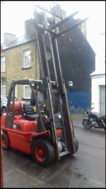 Forklifts for sale or hire