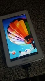 Samsung galaxy tablet 2 for sale!!