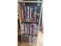 200 CD's & 50 DVD's & loads of top films & Storage - MUST GO BY SUNDAY! £100 ono