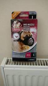 Dog Muzzle size L