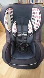 Kiddicare 9months - 4 years car seat