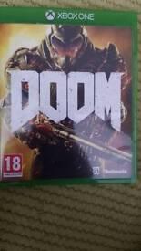 Doom... Xbox One Game