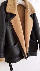 Leather / sheepskin Jacket