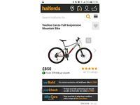 Brand new voodoo canzo mountain bike for sale. 20 inch frame these bikes sell for well over £800
