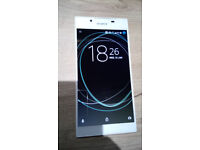 SONY XPERIA L1 IN PEARL WHITE 16GB