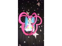 Minnie mouse light shade