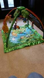 Fisher Price Rainforest Baby Gym/Play Mat