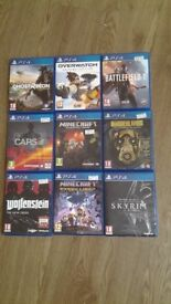PS4 GAMES FOR SALE PLAYSTATION 4 GAMES FROM £15.00 SEE DESCRIPTION FOR INDIVIDUAL PRICES