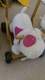 Dog Baby Rocker For Sale
