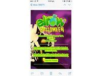 Elrow Halloween ticket