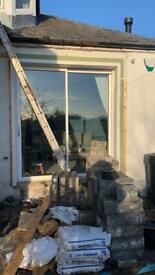 Sliding door and window