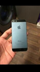 iPhone 5 32gb unlocked to all networks. Excellent condition. No scratches