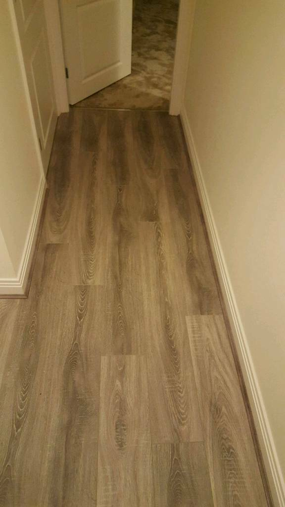Canadia Grey Laminate Flooring