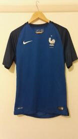 T shirt jersey official french soccer team