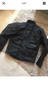 Men's medium motorcycle jacket.