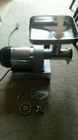Commercial mince meat grinder size 22 power 1400w HP 1.5