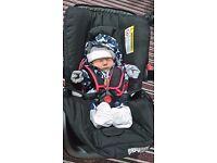 Baby Car Seat Pampero