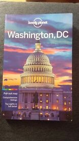 Lonely Planet travel guide Washington DC