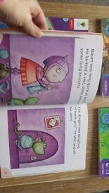 children's reading book set