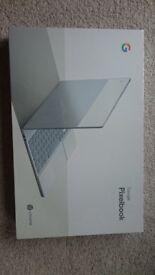 Pixelbook 8GB RAM/128 GB S/state Drive