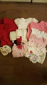 Girls 3 to 6 months bundle