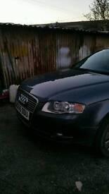Audi a4 2.0tdi estate