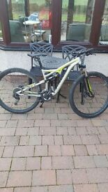 Specialized Camber Mountain Bike 2014 - Full Suspension MTB