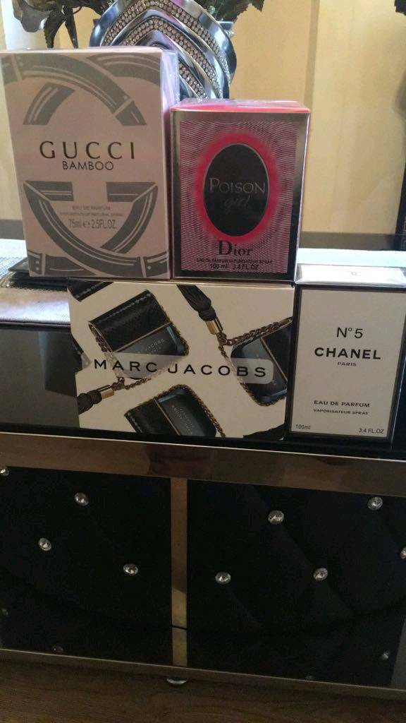 Perfumes mens and women's