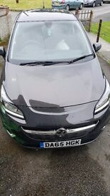 Vauxhall Corsa 1.4 Ecoflex Sri. Warranty and £10 a ywar tax