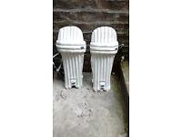 Gunn & Moore 202 Ambidextrous Professional Cricket Batting Pads (Pair)