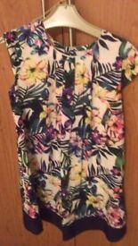 Stunning girls dress. Age 8-9. From Marks & Spencer. In excellent, like new condition