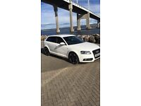 Audi A3 2.0 TDi 177ps Quattro Black Edition