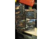 X FILES vhs video tapes