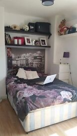 DOUBLE ROOM TO RENT in West London. Central Line. East Acton. 900pm all bills included. NO FEES.