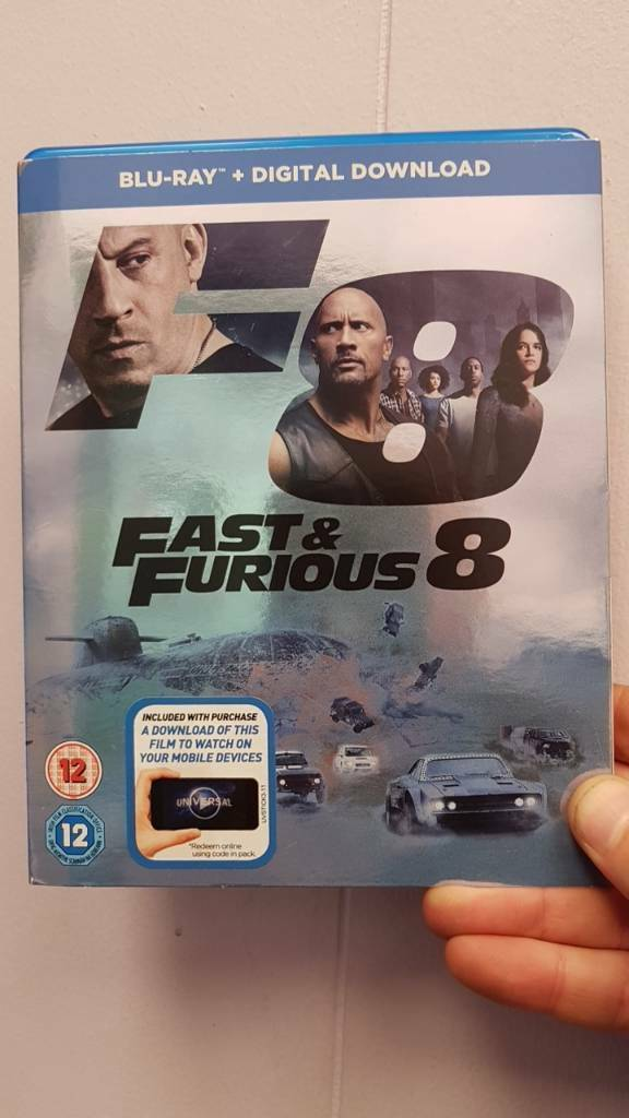 Fast and the furious 8