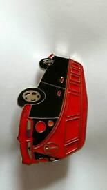 Highly collectable campervan belt buckle £6
