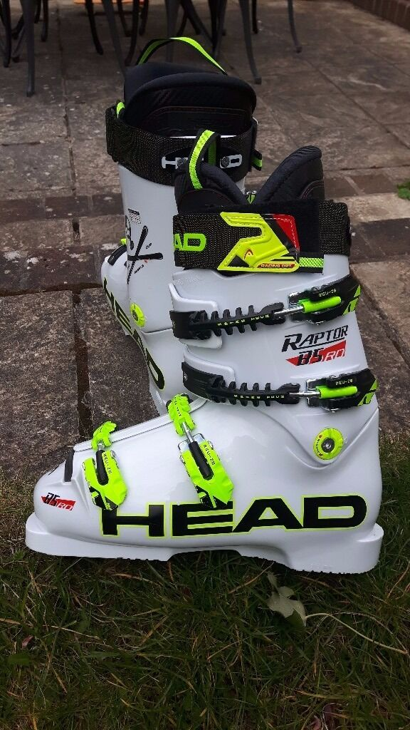 Head Raptor B5 Rd Ski Boots In Comiston Edinburgh Gumtree