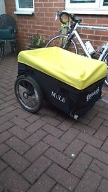 Phillips mule cycle trailer