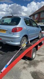 Cash paid scrap cars and vans