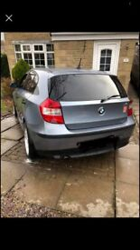 image for BMW, 1 SERIES, Hatchback, 2006, Manual, 1596 (cc), 5 doors