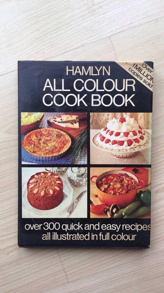 Retro cookbook inc Mary Berry