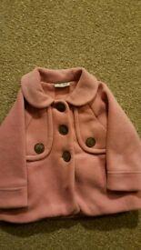 Girls next coat 12/18 months