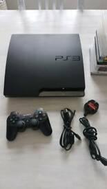 Ps3 120GB exellent condition with 13 games