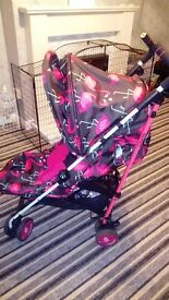 Costatto Flamingo pushchair